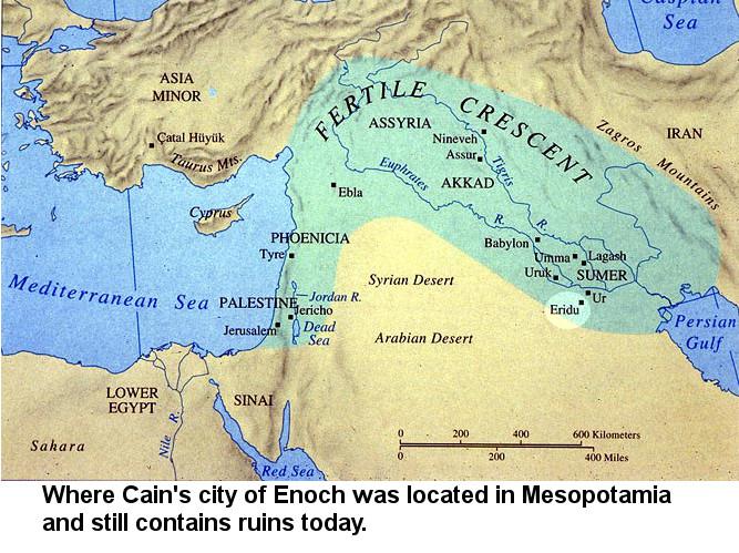Cain and Abel | One Return | Messenger of God